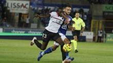 Foot - L1 - Nice - Hassane Kamara (Nice):«Ça fait plaisir d'être leader»
