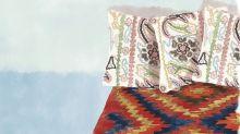 Décoration : où chiner un kilim, ce tapis traditionnel oriental
