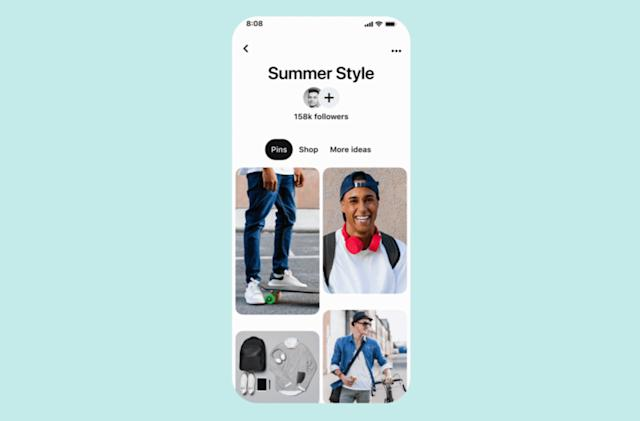 Pinterest makes it much easier to buy what you see