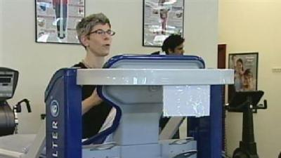 Anti-Gravity Treadmill Helps Ortho Patients Recover