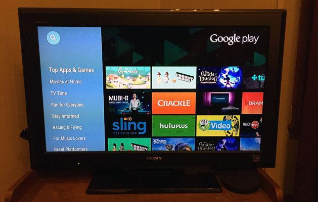 Google revamps Android TV with over 600 new apps