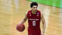 Rutgers guard Geo Baker enters name in 2021 NBA Draft