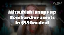 Bombardier-Mitsubishi deal marks the end of an era