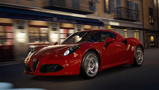 Six new DLC cars roll into Forza Horizon 2's garage