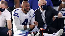Tony Dungy says Dak Prescott's injury might be a 'blessing in disguise' for Cowboys