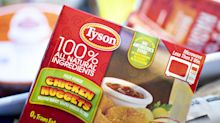 Tyson recalls 36,000 pounds of chicken nuggets that may have been contaminated with rubber