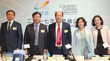 Country Garden Announces 2017 Results; Boasts China's Most Affordable Housing among the Country's Top Ten Property Developers
