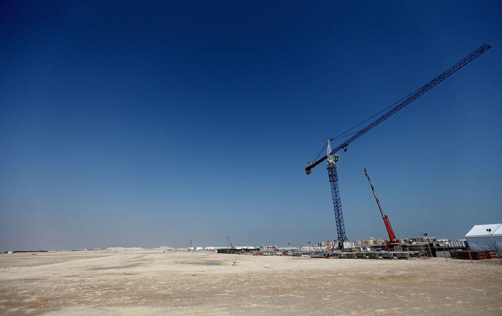 Work begins on Qatar 2022 World Cup final stadium