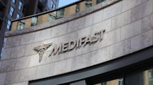 Medifast shares down 29 percent on earnings miss