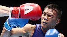 Filipino gold medal hopeful Eumir Felix Marcial signs with MP Promotions, will turn pro this year