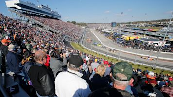 Martinsville spring race: Variety in victory lane