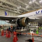 United 777 plane flew fewer than half the flights allowed between checks: sources