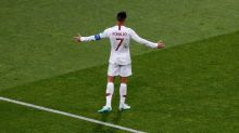 Cristiano Ronaldo could make his Juventus debut in the US