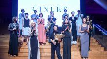Wardrobe malfunction spotted at Singapore Fashion Week