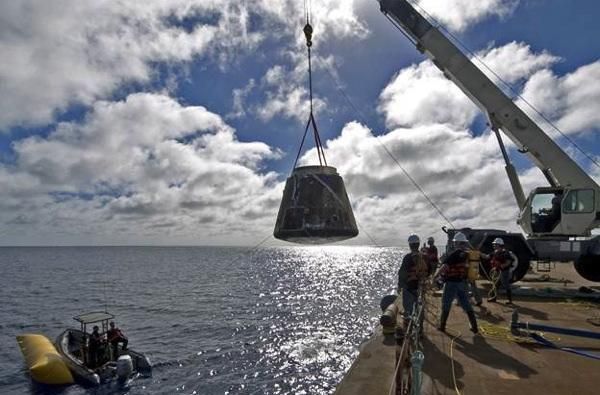 PSA: SpaceX's Dragon due to splash down at 11:44am ET (video)