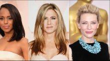 Oscars' Beauty Trend: Nude Makeup
