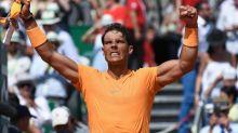 Nadal extends incredible unbeaten streak on clay