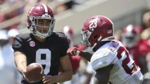 A look at Alabama's offensive depth chart following A-Day