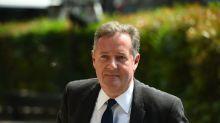Piers Morgan tells those criticising Boris Johnson to 'shut the f*** up'
