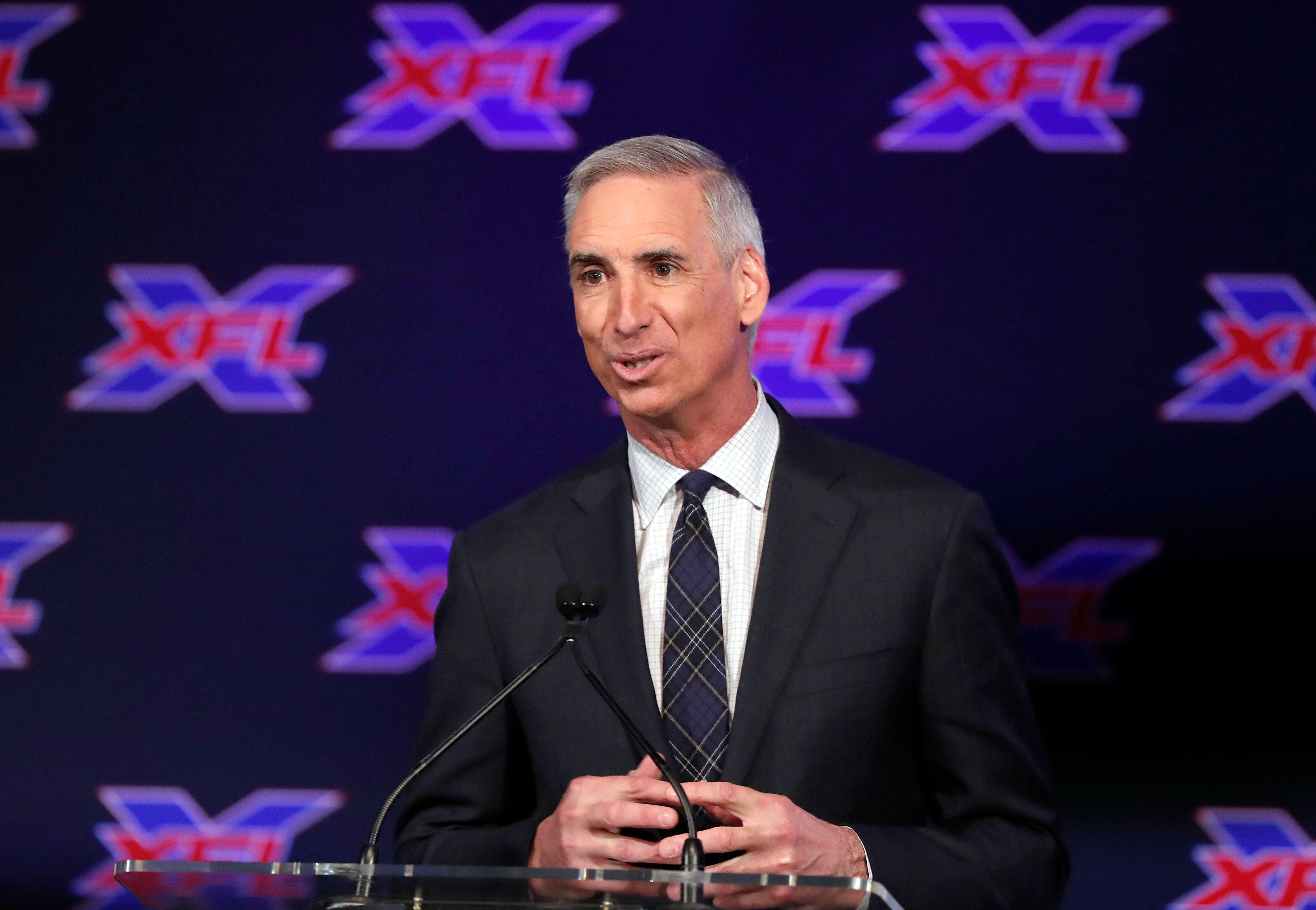 XFL Commissioner reveals 'single most important' differentiator from other NFL challengers