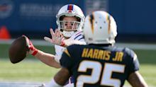 """For trick play dubbed """"Wolfpack,"""" Josh Allen had just one job (and performed it)"""