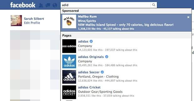 Facebook to kill off Sponsored Results, streamline its advertising efforts