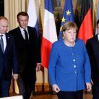 Putin, Zelensky meet in Paris push to end Ukraine war