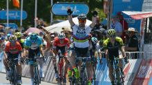 Cycling: Sagan shows class in fourth stage