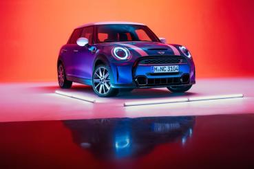 向精緻、數位化靠攏 Mini Cooper發表小改款系列陣容