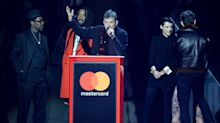 Brit Awards 2018: Damon Albarn Slams Brexit In Chaotic Gorillaz Acceptance Speech