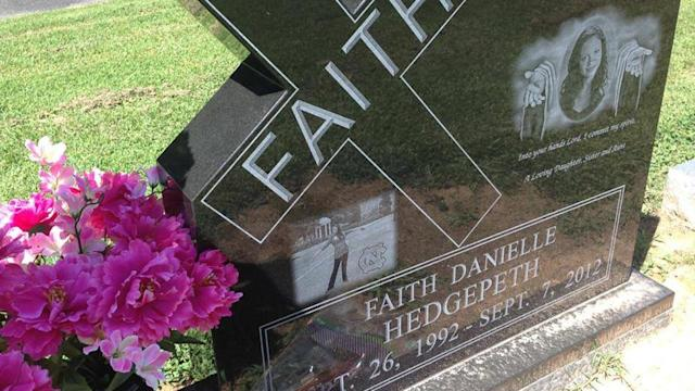 Family, friends remember Hedgepeth on somber anniversary