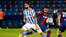 Wolves sign striker Willian Jose on loan from Real Sociedad