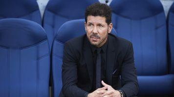 """Simeone: """"Me preocupa el partido del Celta"""""""