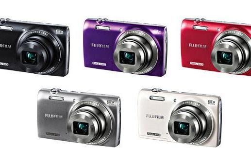 Fujifilm's Finepix JZ700 compact shoots for speed with 8 fps burst, 200 fps video