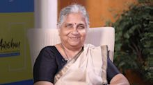 """""""I Believe, Women are More Courageous than Men"""", Sudha Murthy"""