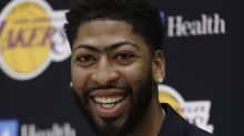 Lakers' Anthony Davis doesn't have any regrets: 'I can sleep at night' knowing I took control