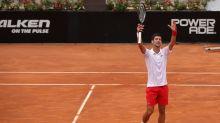 Masters 1000 de Rome : Novak Djokovic a bataillé face Dominik Koepfer mais il s'impose en trois sets et verra les demi-finales