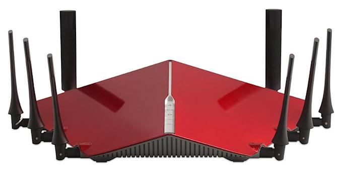D-Link's new routers look crazy, but they're seriously fast