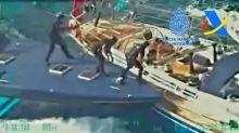 30 Tonnen Haschisch auf Luxusyachten konfisziert: Spanischer Polizei gelingt Schlag gegen Drogenmafia