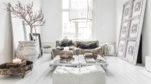 12 Simply Stunning All-White Interiors (That Will Inspire You To Pare Down Your Home)
