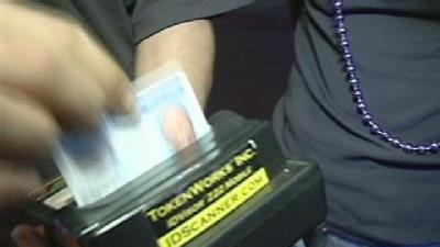 Scanners Could Keep Your Information