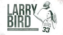 'Better at everything': What made Larry Bird special, and why he still would be 25 years later