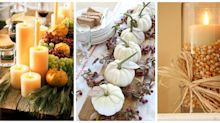 41 Easy Fall and Thanksgiving Centerpiece Ideas