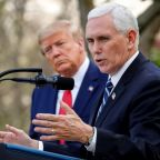 Pence Claims Trump Never 'Belittled the Threat of the Coronavirus'