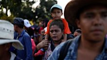 Trump's Proposed Caravan Crackdown Could Land Him In Court