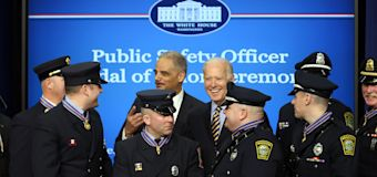 Will police leaders help Joe Biden now?