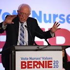 Bernie Sanders Draws Contrast With Elizabeth Warren On 'Medicare For All'