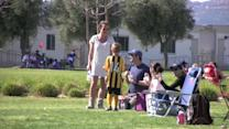 Britney Spears Joins Ex Kevin Federline to Watch Sons Play Soccer