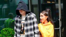 "Pete Davidson Says Ariana Grande Has the Real Version of His Dad's Pendant and Ex Cazzie David Had a ""Replica"""