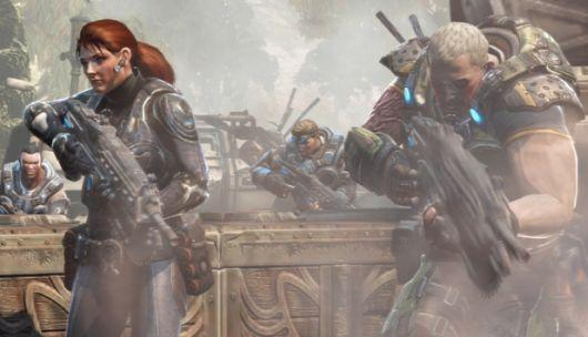 Variety: Gears of War movie script back in the works